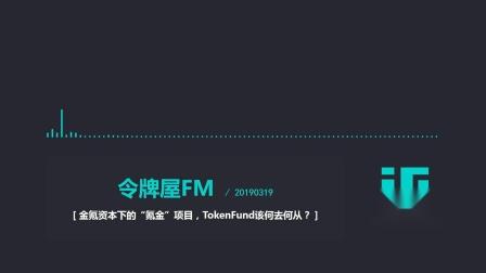 """金氪资本下的""""氪金""""项目,TokenFund该何去何从?"""