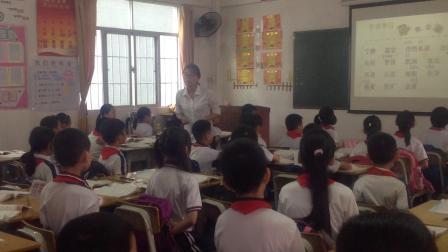 中山黄圃华洋学校三年级三班语文课