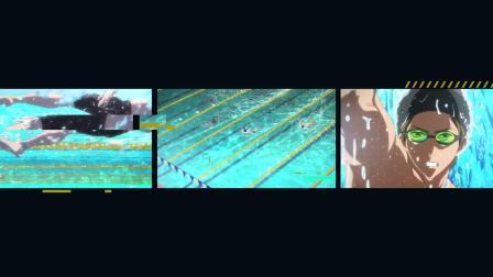 游泳番名作《Free!》全新剧场版预告