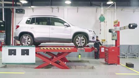 世达-汽修设备-四轮定位仪使用指导