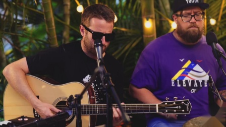 Fortunate Youth - Burn One (Live Acoustic) Sugarshack Sessions 雷鬼