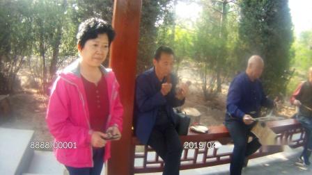 蒲剧《断桥》安雪萍-尧都区古城公园