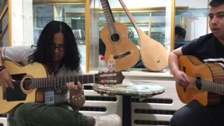 新疆青年吉他手们 穆斯塔发 希尔艾力