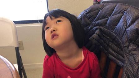20190126爱玛4岁半妈妈领着学减法