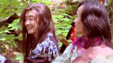 我在Yengtha Her and Kue Lee - Kuab Muaj Tsuas Behind the scene截了一段小视频