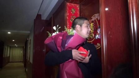 邹家欢 樊  花 婚礼视频1