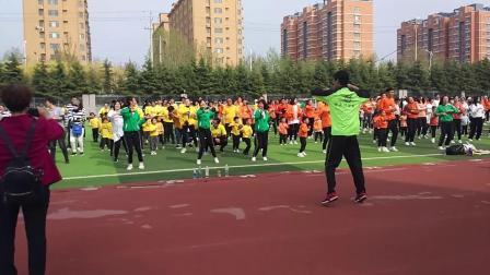 2019年凤凰城幼儿园运动会
