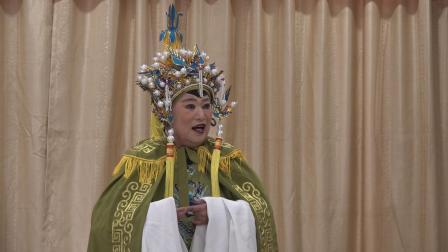 """01 《杨门女将》选段""""趁月光......""""王玲玲 演唱"""