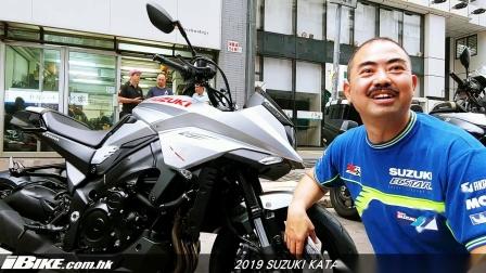 2019 SUZUKI KATANA GSX-S1000S開箱分享