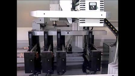 Klaes - FOM Dali 70 CNC bewerkingscenter - Centre dusinage CN