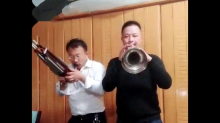 王书官吹奏【杨琴】