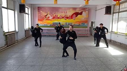 快乐水兵舞队——海派水兵舞《上海故事》