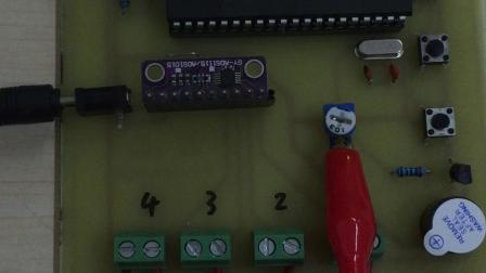 基于单片机的多路电压表监控报警系统设计