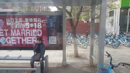 沈阳214路公交车~北站北广场