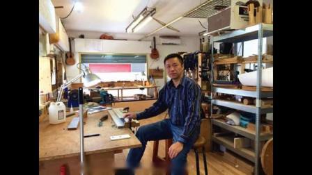 大中華風格最高榮譽獻奬2019之吉他制作 -  蔣曉慶