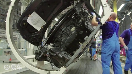 现代化科技加持 走进宝马汽车的生产车间看一看