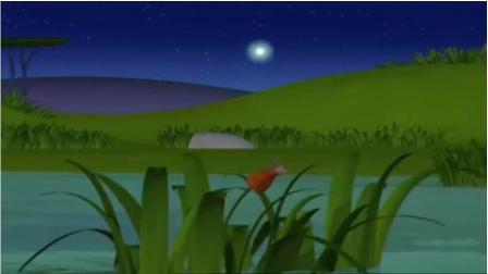 鸵鸟抓萤火虫吵到了大笨象第一季2集