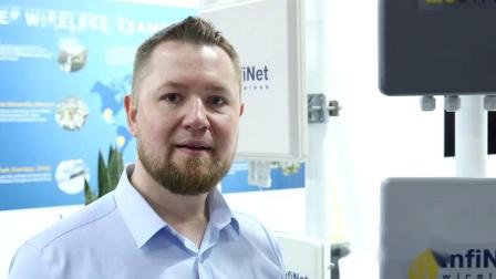 InfiNet Quanta 5基于Octopus软件定义无线电(SDR)平台演示