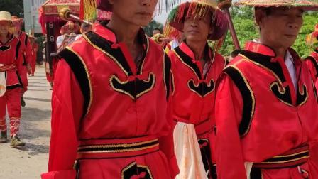 2019.4.29湖光镇旧县村三月廿八东岳公圣诞年例游神
