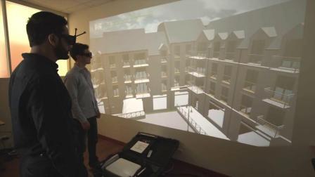 FLY&VIZ便携一体投影工业VR/AR解决方案——TechViz新品展示