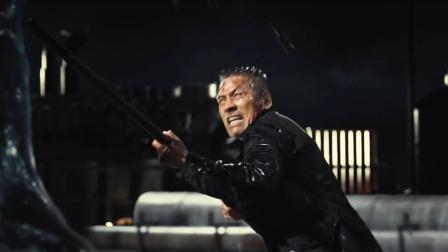 深海之战 国语版 船上召开boss片段