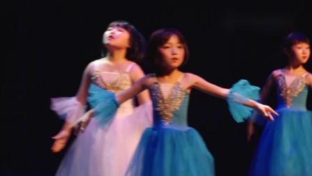玛丽·柏莎芭蕾学员演出《lost stars》