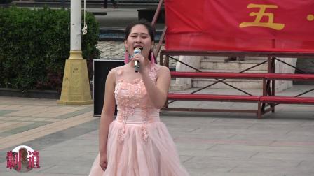男女声二重唱:《绿水青山就是金山银山》演唱者:陈振辉 杨乾