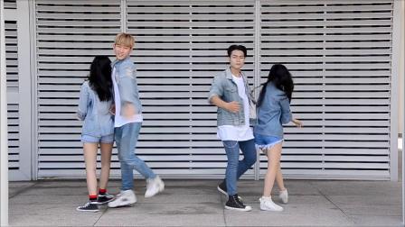[B.K.A.V]KARD - Hola Hola Dance Cover