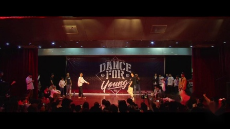 2019 DANCE FOR YOUNG 合肥高校街舞争霸赛 16进8