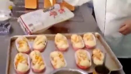邯郸常鸿糕点小吃培训花式面包