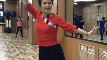舞蹈卓玛泉 通化360 鸿运舞蹈团张娟表演