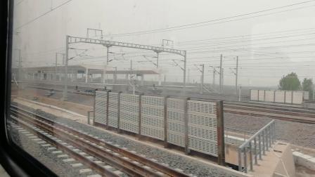 Z170次胶州北站通过