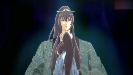 通灵妃:夜王看到玉子墨关心云兮吃醋了,占有欲也太强了吧
