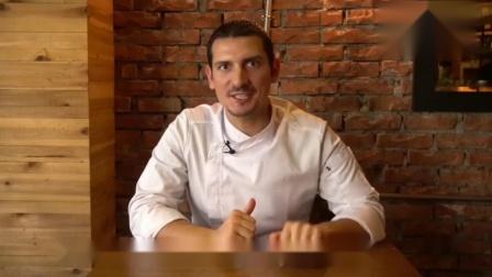 水果断面蛋糕最正宗西班牙海鲜饭做法,西班牙著名厨师PABLO