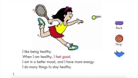 Healthy Me - RAZ level-I