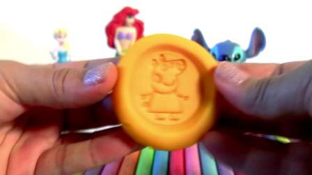 Disney PJ Masks Play-Doh Stampers Peppa Pig Stitch Disney