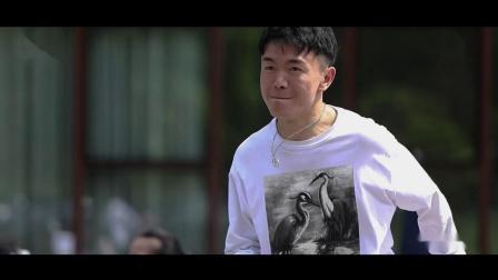 南川共青团-《HandClap》一群小伙在金佛山下跳吃鸡神曲!!!