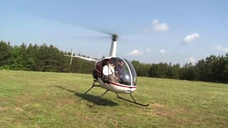 Sadhguru Learns To Fly A Helicopter