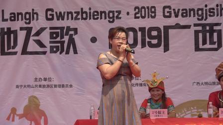 大明山歌圩山歌公众擂台赛·大化壮语歌手攻4号擂主
