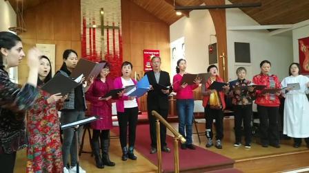 2018 mum choir church