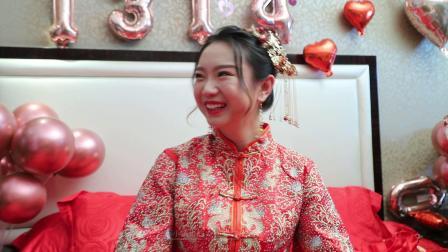 《小镇婚恋》  李万东&邱艳茹    2019.5.2   婚礼快剪
