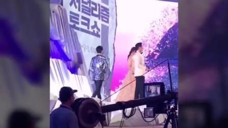 190501秀智出席第55届百想艺术大赏 内场直播视频Part9-With Suzy