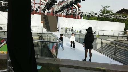 杭州偶遇小模特
