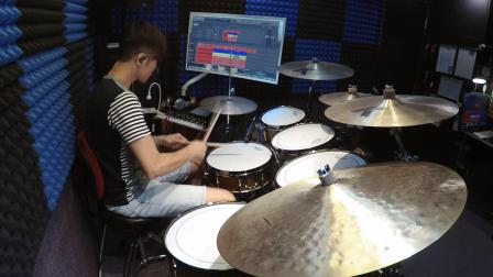 HIP HOP song by Dave weckl (cover by 何老师)