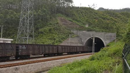 广铁株段和谐HXD1C6301上行货列