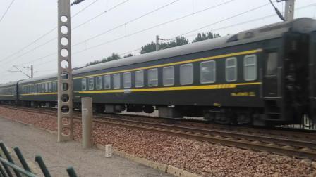客车K2285 长春-昆明 SS8 25G