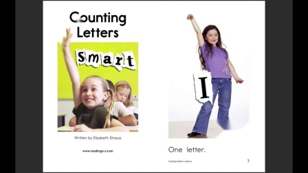 17 counting Letters - RAZ level-aa - @@