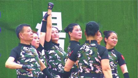 舞蹈《百年大计》新乡市卫滨区群艺馆