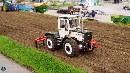 RC遥控卡车挖掘机拖拉机