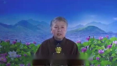 我在《无量寿经》专题讲座  第33集(简体版) 刘素云老师主讲  阿弥陀佛截取了一段小视频